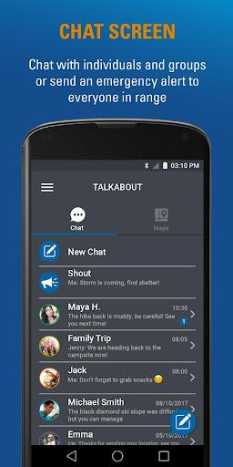 Motorola Talkabout 1.0.4 screenshots 2