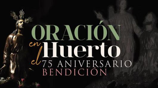 Así celebrarán los Estudiantes el 75 aniversario de su Oración en el Huerto