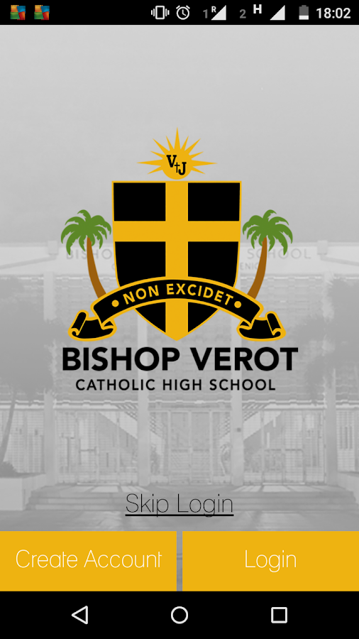 Bishop Verot High School- screenshot
