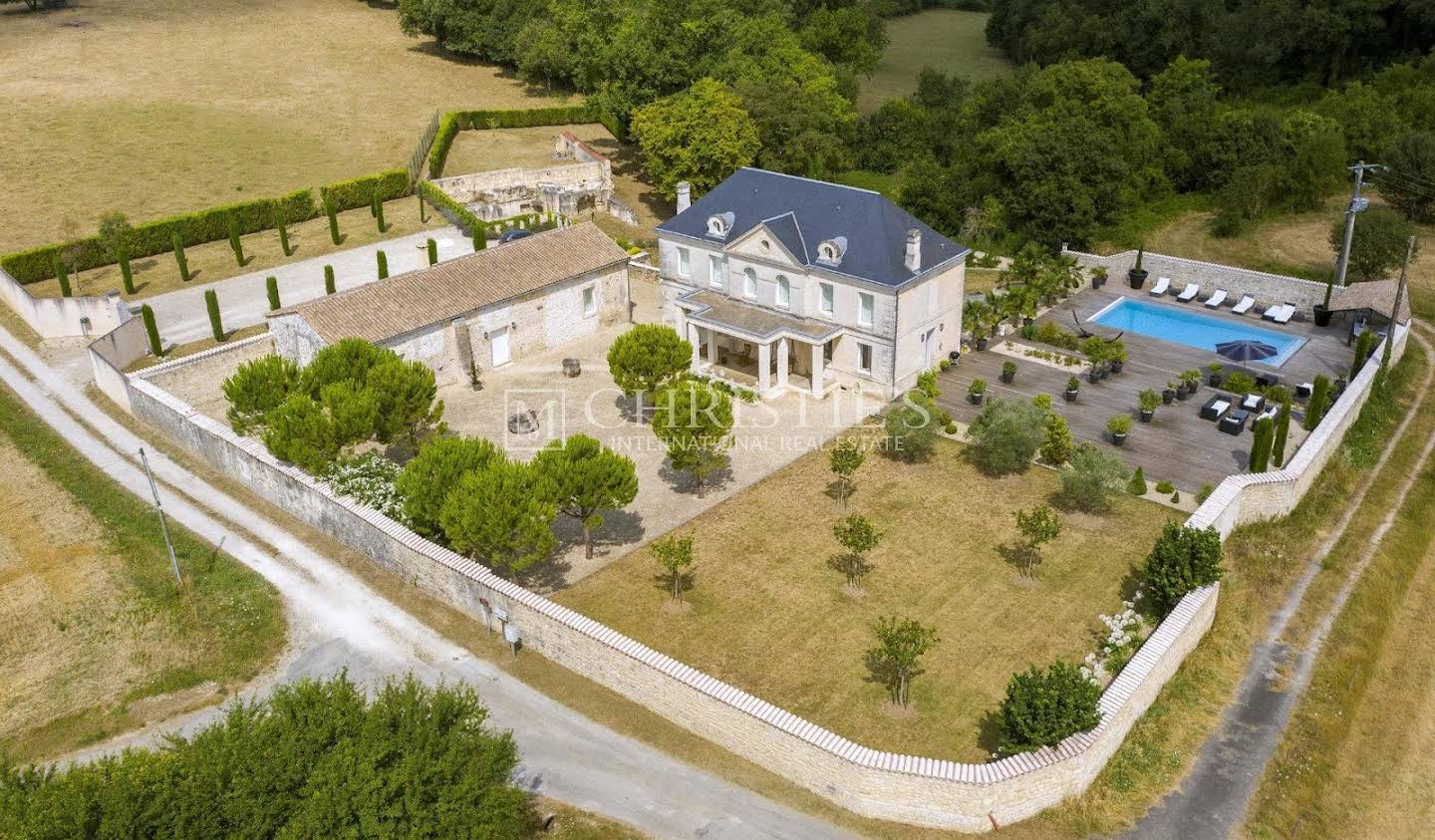 Property with pool Angouleme