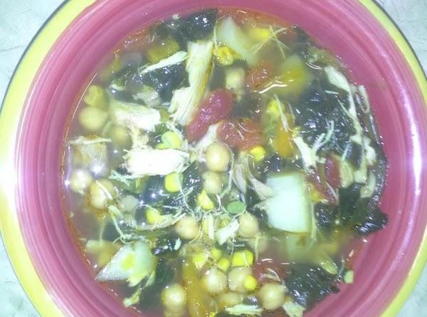 Mertzie's Crazy Curry Chicken Comfort Chowder Recipe