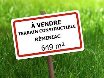 terrain à Réminiac (56)