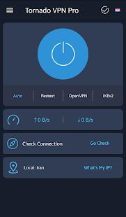 Tornado VPN Pro – Premium Paid Security Proxy Mod