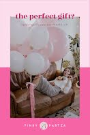 Gift of Balloons - Pinterest Pin item