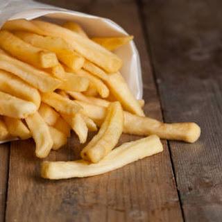 Twice Fried Fries.