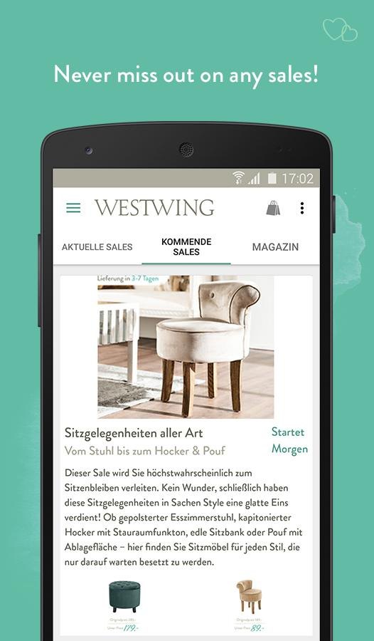 Westwing Home & Living- screenshot