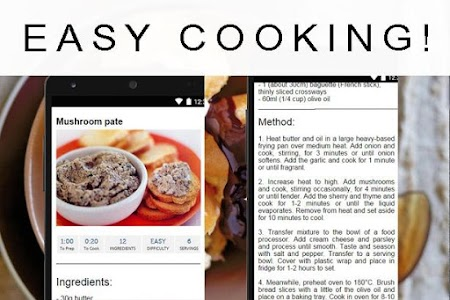 French recipes screenshot 2