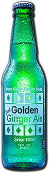 Logo for Excel Bottling Ginger Ale