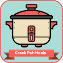 Crock Pot Recipes-Crockpot Slow Cooker Recipe Free icon