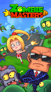 Zombie Masters VIP - Ultimate Action Game Screenshot