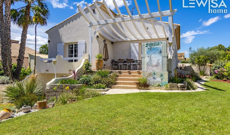 Maison avec piscine et jardin Baillargues