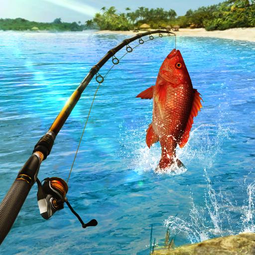 Pegue peixes e compita em duelos PvP em um dos jogos de pesca mais realistas!