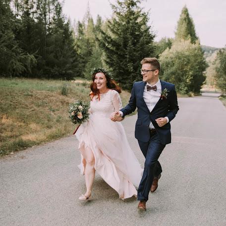 Wedding photographer Anna Červinková (ceranna). Photo of 27.09.2018