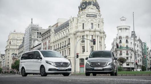 Saveres Presenta el EQV de Mercedes-Benz: eléctrico, versátil e inteligente