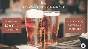 Brewery of the Month: Tap Takeover