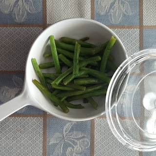 Garlic Green Beans.
