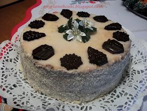 Photo: Torták - Színes karácsonyi torta