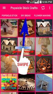 Popsicle Stick Crafts- screenshot thumbnail