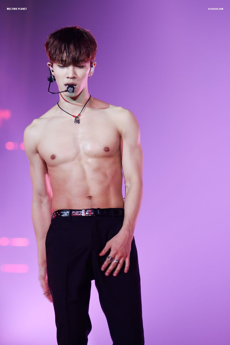 kikwang shirtless 1
