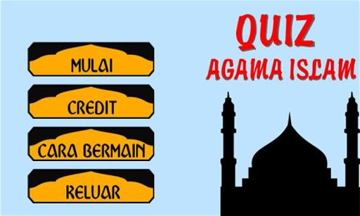 Quiz Agama Islam