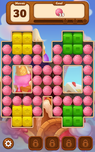 Sweet Blast: Cookie Land android2mod screenshots 2