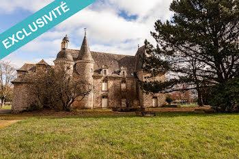 manoir à La Bouëxière (35)