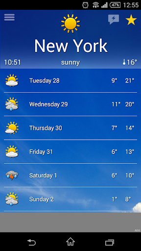 ilMeteo Weather screenshot 1