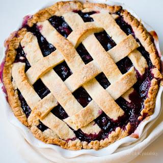 Vegan Cherry Pie
