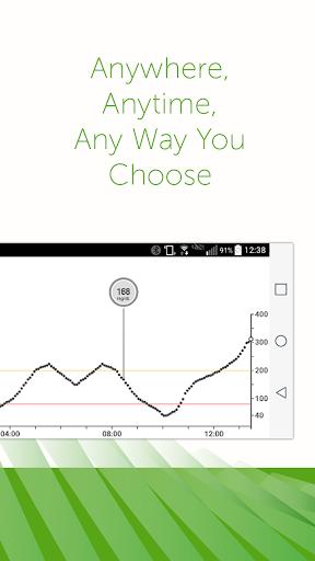Dexcom G5 Mobile mg/dL DXCM1 Apk apps 3