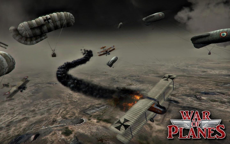 Sky Baron: War of Planes v3.12 [Unlocked]