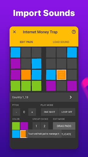 Drum Pads 24 - Music Maker 3.8 screenshots 3