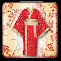 Kimono Photo Suit Maker icon