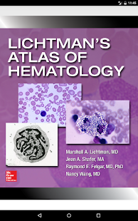 Lichtman's Atlas of Hematology Screenshot