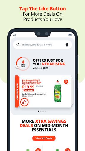 Checkers Groceries and Savings 5.1.9 screenshots 2
