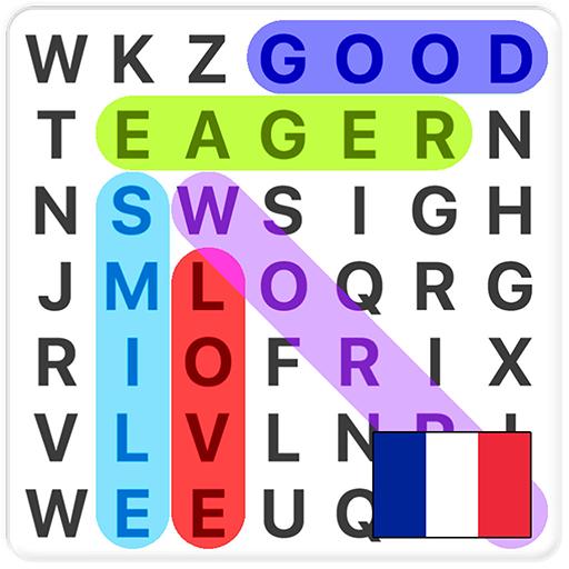 Mots Mêlés. Français