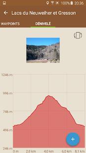 Visorando GPS randonnée 8
