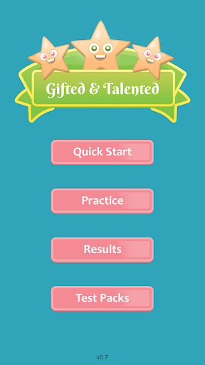 Download Gifted & Talented: Test Prep 1.7 1