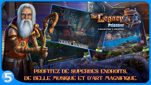 Code Triche The Legacy: Prisonniu00e8re (free-to-play) APK MOD screenshots 5