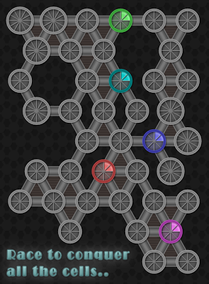 Cell Wars Lite - screenshot