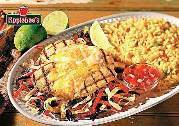 Fiesta Lime Chicken (weight Watchers) Recipe