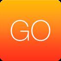 Orange Go icon