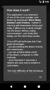 Lucid Dream Inducer - AppRecs