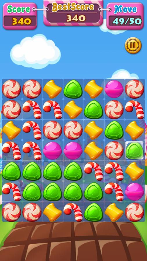 Candy-Break 16