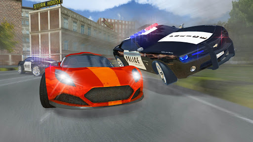 Police Car Chase : Hot Pursuit  screenshots 2