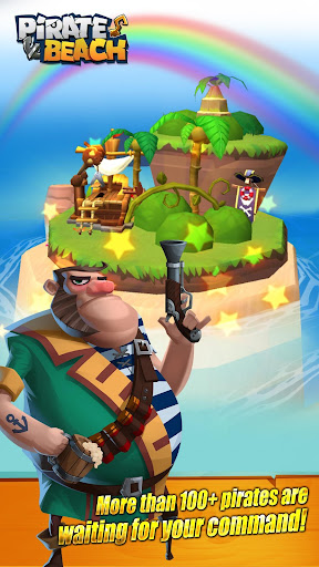 玩模擬App|Pirate Beach - Pandora Empire免費|APP試玩