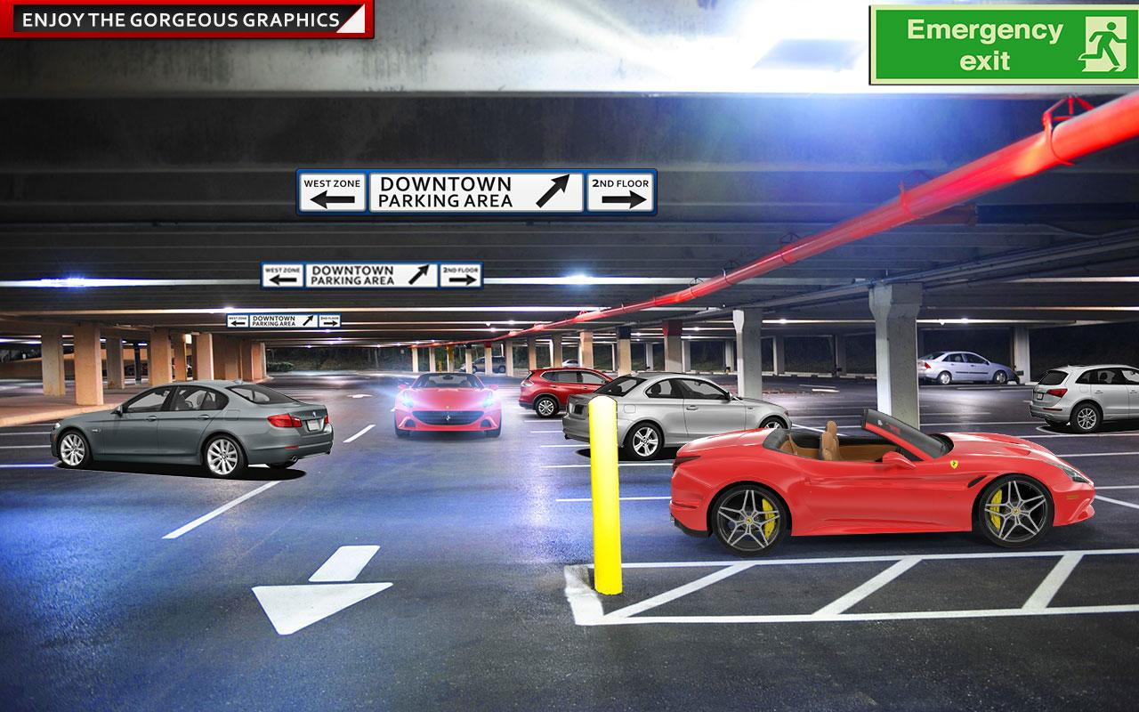 Prado Car Parking Games