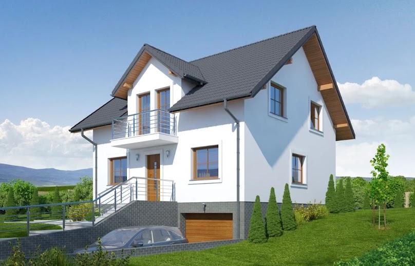 Projekt domu Flavio