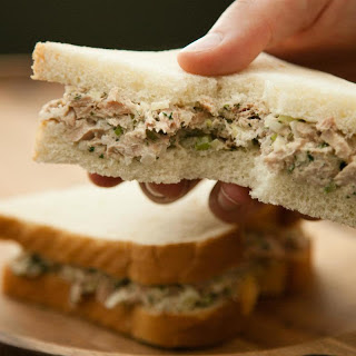 Grown-Up Tuna Salad Recipe