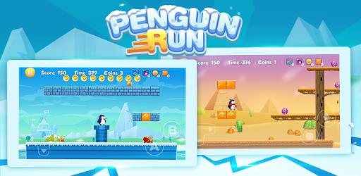 Penguin Run - Apps on Google Play