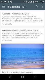 Manfredonia notizie gratis - náhled